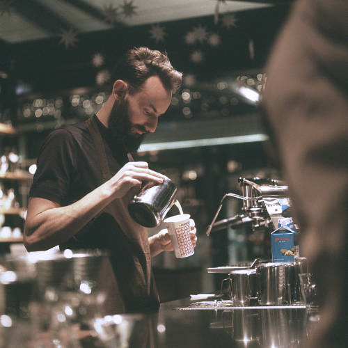 Coffee Collective, Torvehallerne